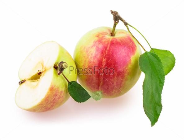 Фотография на тему Нарезанное яблоко