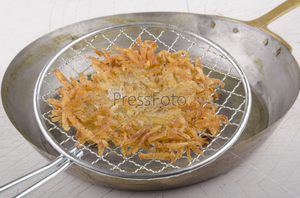 Фотография на тему Драник снимается со сковороды