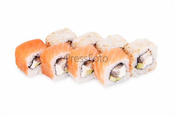Суши якудза