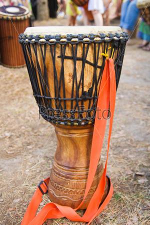 Фотография на тему Африканский барабан