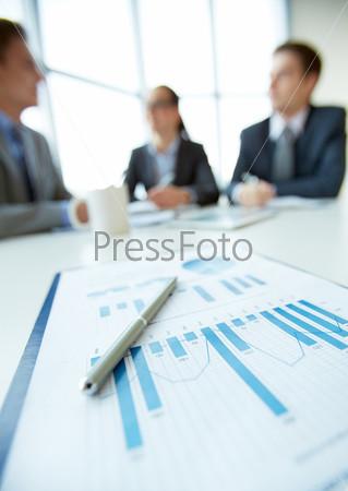 Фотография на тему Бизнес-анализ