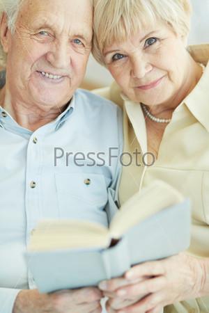 Пожилые читатели
