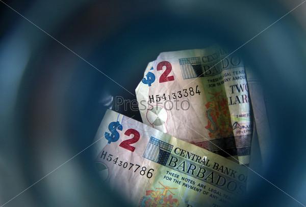 Барбадосские доллары
