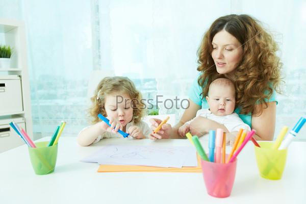 Фотография на тему Домашнее образование