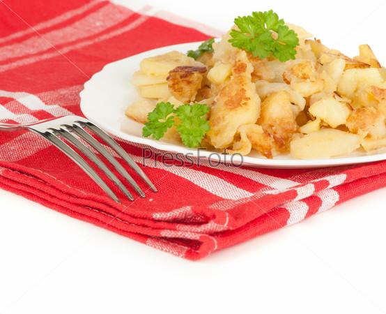 Фотография на тему Обжаренный картофель