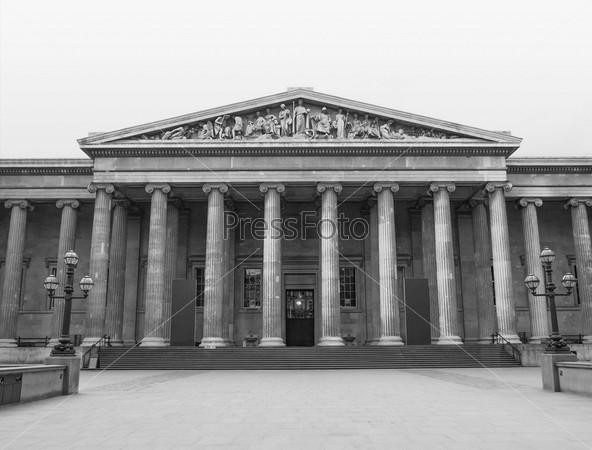 Фотография на тему Британский музей в Лондоне, Англия