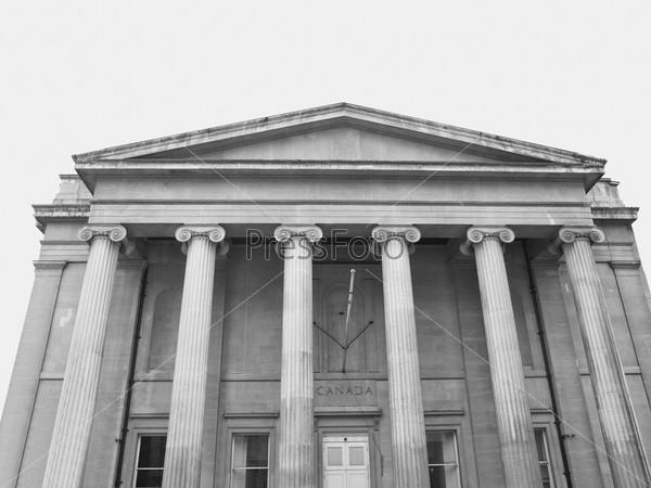 Фотография на тему Канадский дом на Трафальгарской площади, Лондон, Англия