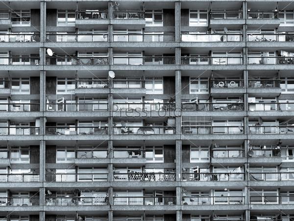 Фотография на тему Башня Ипеллик, знаковая архитектура шестидесятых годов