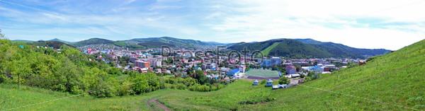 Фотография на тему Город Горно-Алтайск