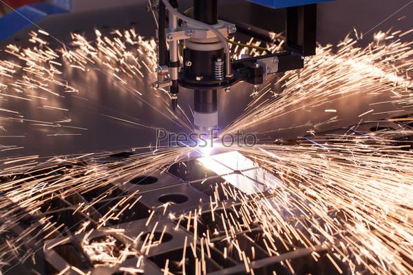 Промышленная машина для плазменной резки