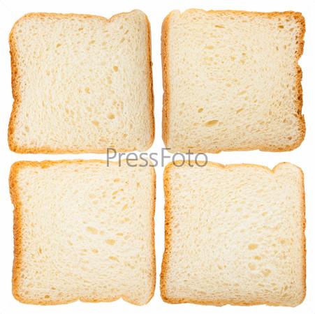 Фотография на тему Ломтики хлеба