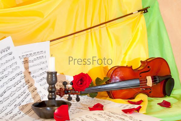 Фотография на тему Скрипка
