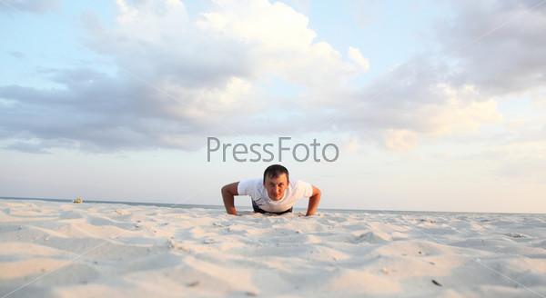 Фотография на тему На пляже