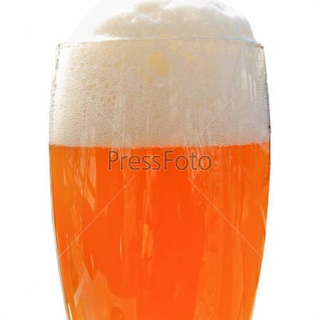 Пинта немецкого белого пива