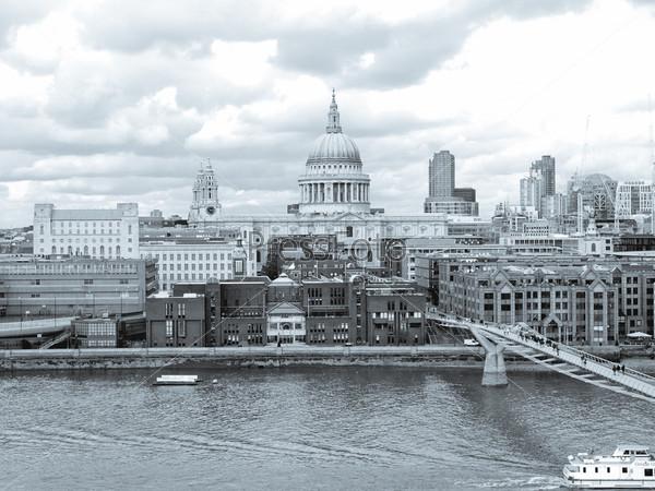 Собор Святого Павла в городе Лондон, Великобритания