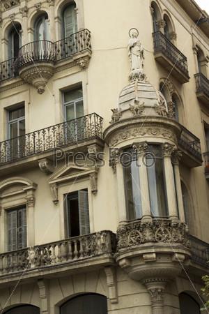 Бульвар Ла Рабла - пешеходная Барселона