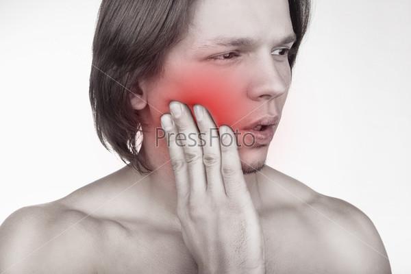 Фотография на тему Зубная боль