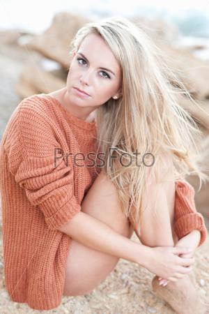 Фотография на тему Красивая летняя девушка
