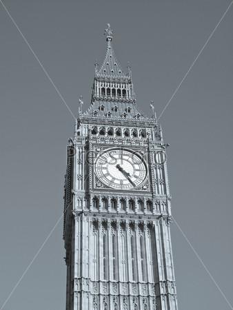 Фотография на тему Биг Бен, Вестминстерский дворец, Лондон