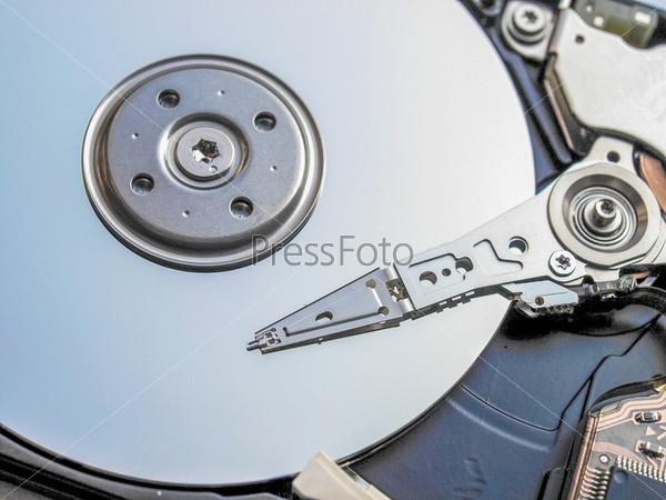Фотография на тему Жесткий диск