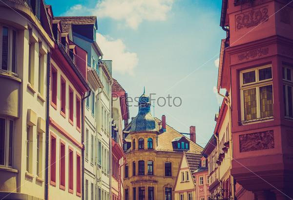 Фотография на тему Старый город в Майнце