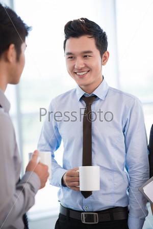 Фотография на тему Кофе-брейк