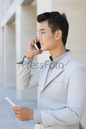 Фотография на тему Деловой звонок