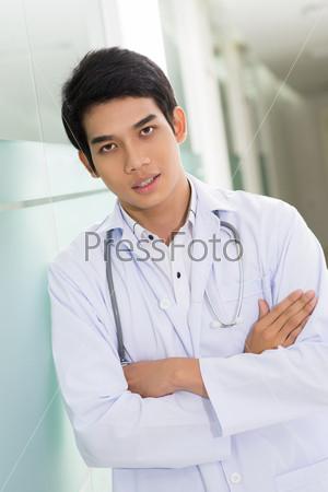 Уверенный доктор
