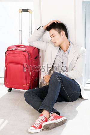 Устал от поездки