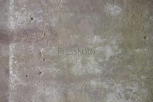Старая серая стена