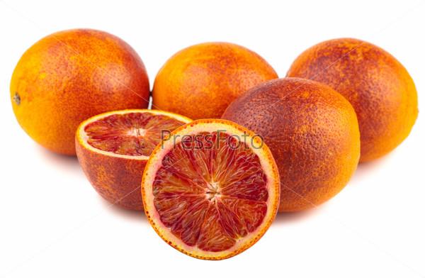 Фотография на тему Красные апельсины