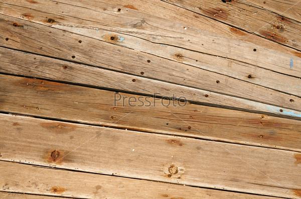 Старые деревянные доски в качестве фона
