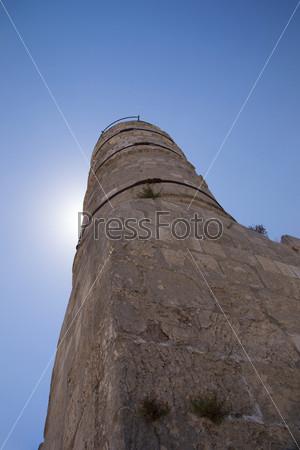 Башня Давида в Старом городе Иерусалима
