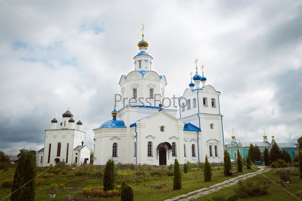 Свято-Успенский мужской монастырь. Россия. Город Орел