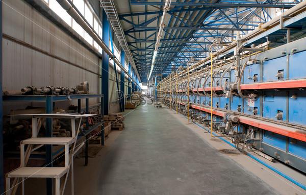 Производство керамической плитки и керамогранита