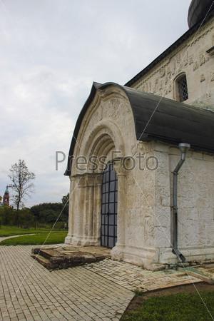 Резной вход в Георгиевский собор 1234 года