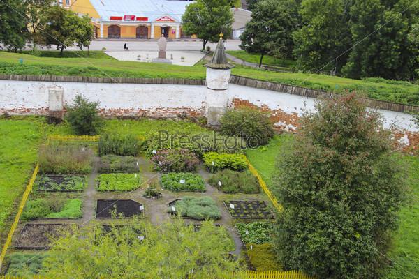 Фотография на тему Монастырский огород