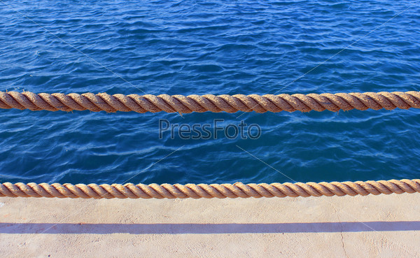 Морской причал
