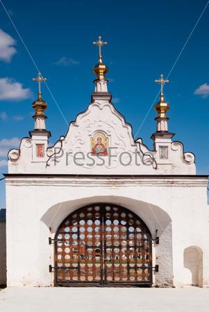 Северные ворота Тобольского Кремля