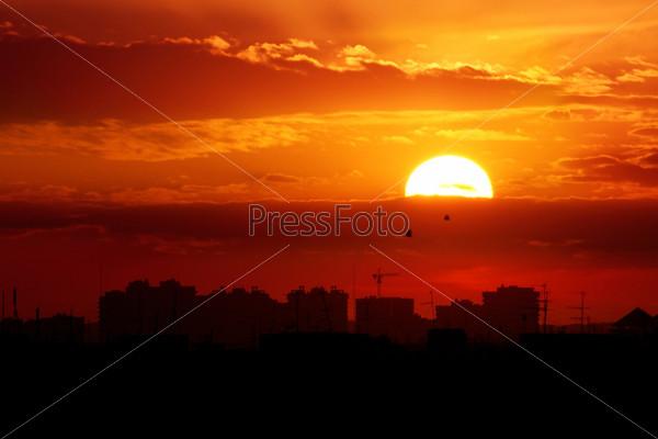 Фотография на тему Закат
