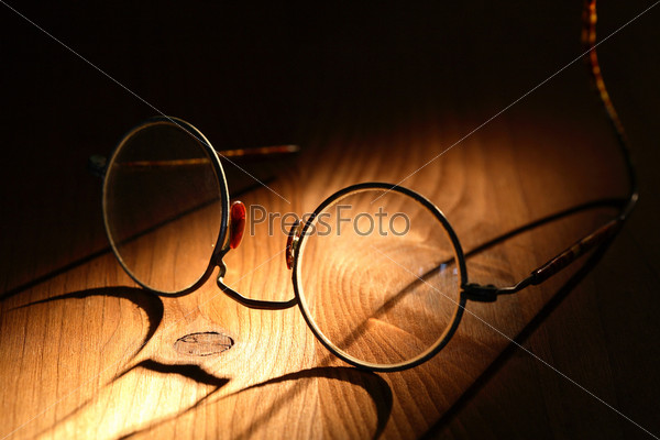 Старые очки