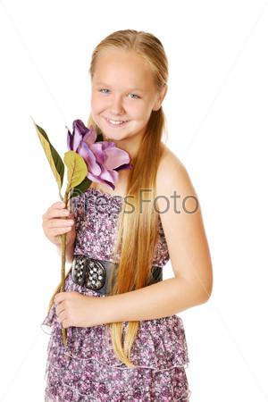 Фотография на тему Милая девочка