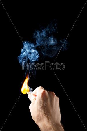 Фотография на тему Дым