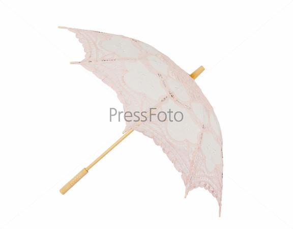 Фотография на тему Кружевной зонт