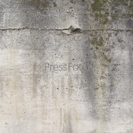Сырой бетон