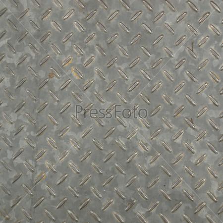 Рифленый стальной лист в качестве фона