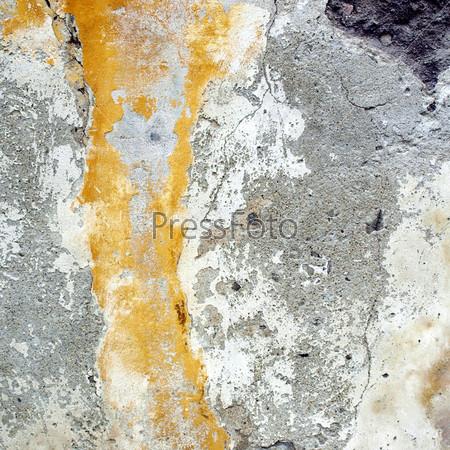 Гранжевая старая стена в качестве фона