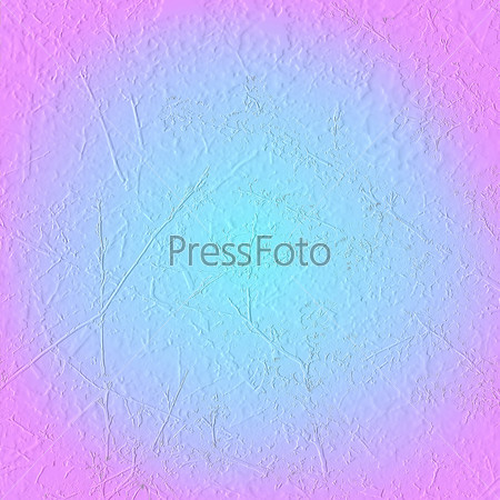 Фотография на тему Розово-синий шероховатый фон