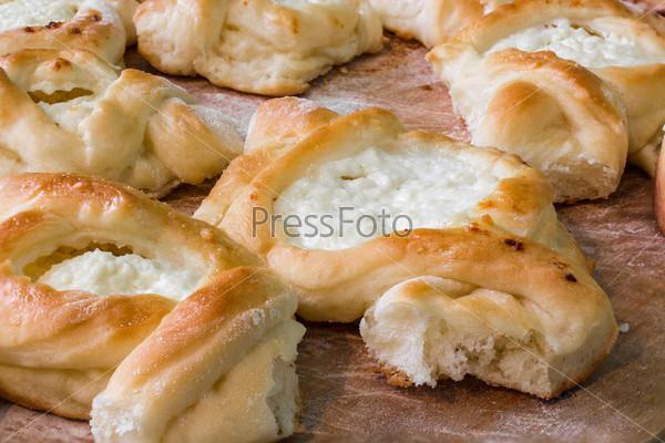 Фотография на тему Творожный пирог