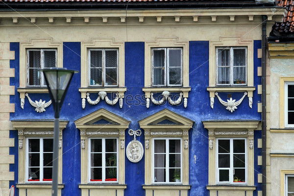 Фотография на тему Архитектура Варшавы. Старый город